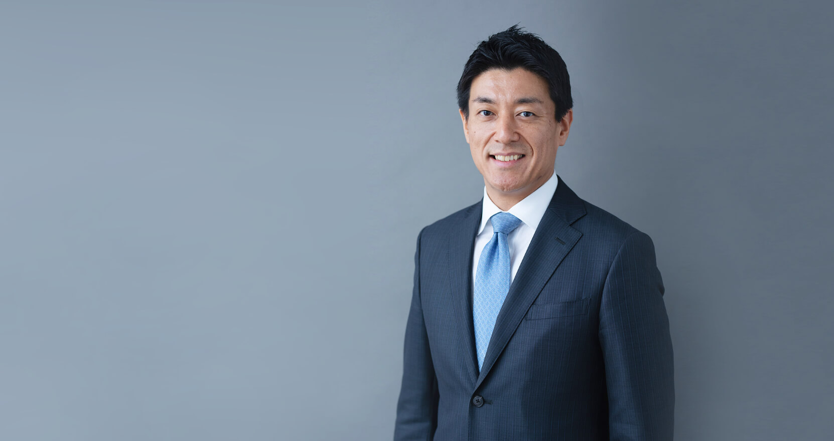 代表取締役社長 田中岳志